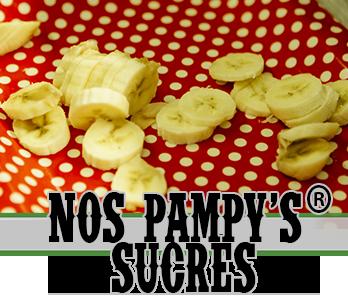 Pampy's sucrés à emporter